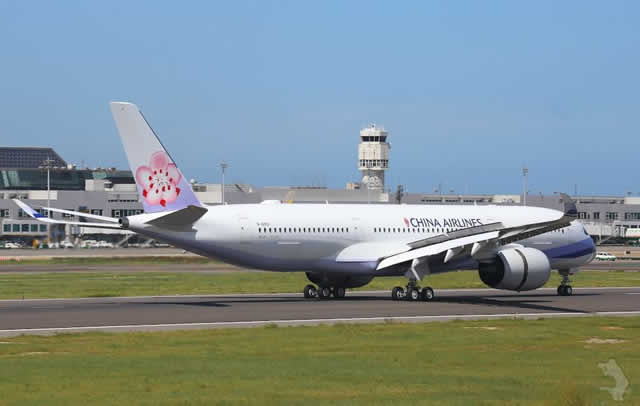 Airbus A350-900 of China Airlines