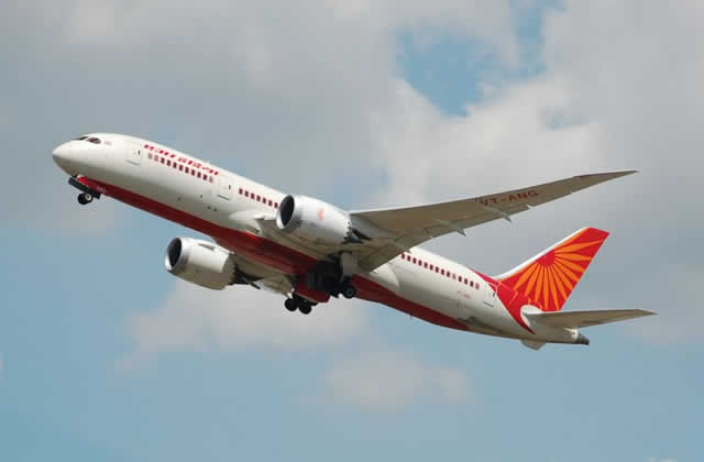 Air India Boeing 787-8 Dreamliner